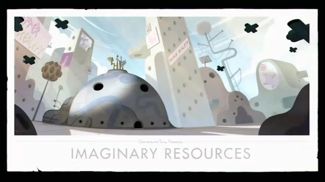 Острова, Часть 4: Воображаемые ресурсы / Islands, Part 4: Imaginary Resources
